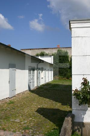 Garagen in Puttbus auf Rügen