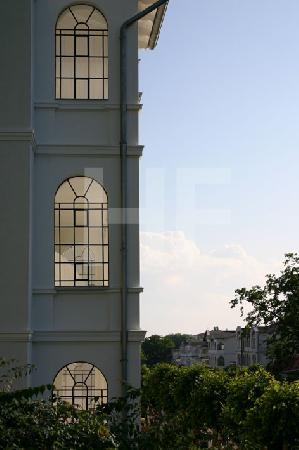 Verandafenster, Sellin auf Rügen