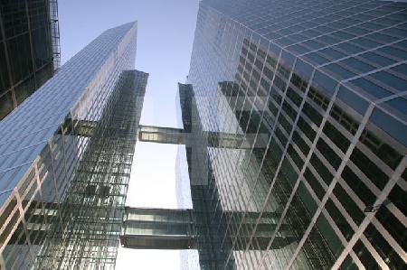 Die Highlight-Towers in München (2)