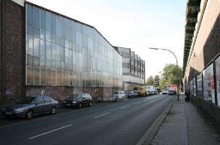 Blick die Vogelsangerstraße entlang, Köln