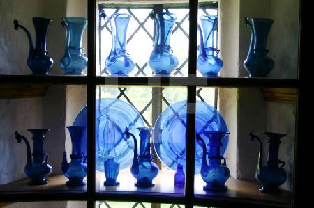 Blaue Gläser, 2005