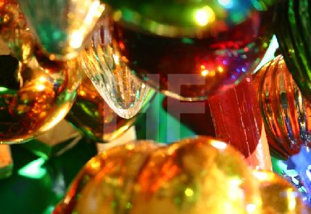 Weihnachtskugeln, I