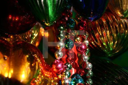 Weihnachtskugeln, IV