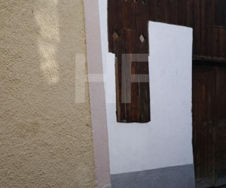 Mauerflächen
