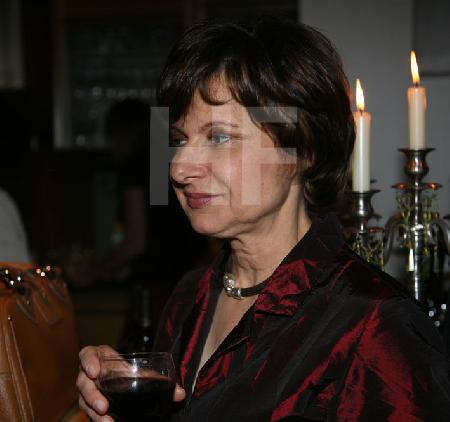 Minka Pradelski im Kölner Kunstsalon