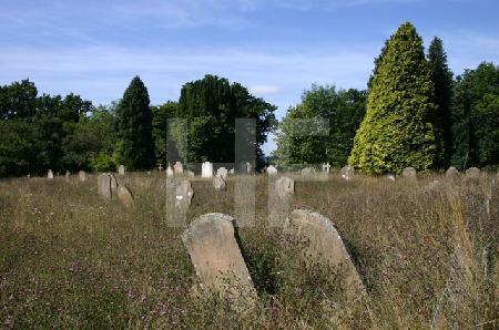 Friedhof von Biddenden, Südengland