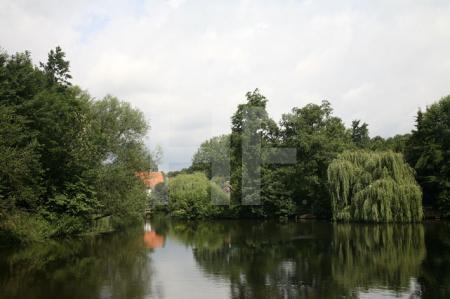 An der Werse in Münster