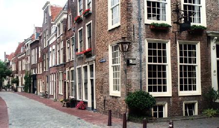 Pietersenstraat, Leiden, Holland