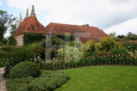 Der Garten von Great Dixter, Südengland