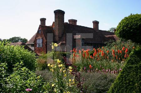 Der Garten von Great Dixter, Südengland (2)