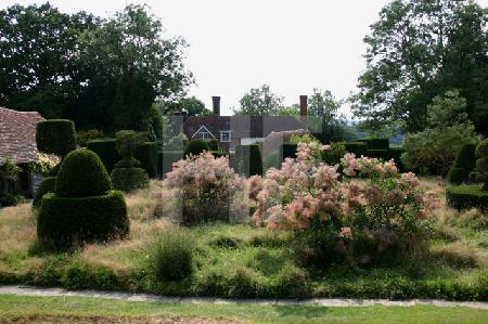 Der Garten von Great Dixter, Südengland (4)