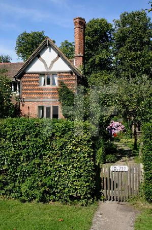 Fig Tree Cottage in Biddenden, Südengland