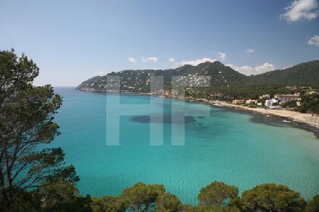 Die Bucht von Canyamel, Mallorca (2)