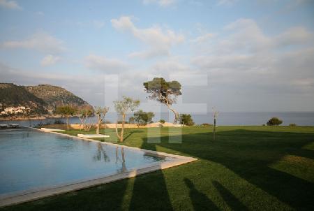 Der Pool des Hotels Can Simoneta, Canyamel, Mallorca (2)
