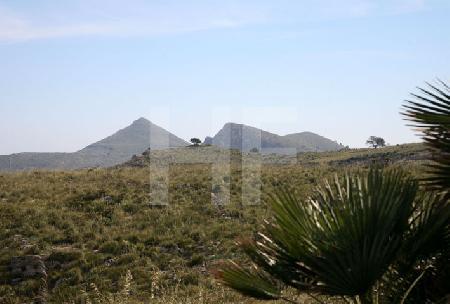 Landschaft im Nordosten Mallorcas, auf dem Weg zur Ermita de Betlém (2)