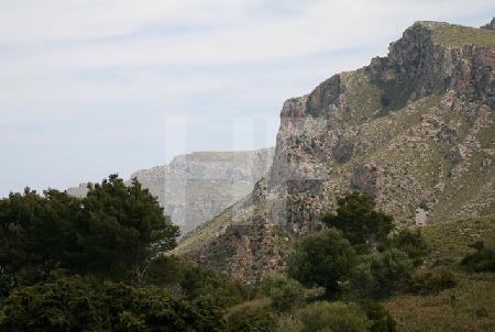Landschaft im Nordosten Mallorcas, auf dem Weg zur Ermita de Betlém (5)