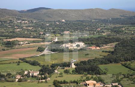 Blick von Capdepera nach Nordwesten, Mallorca