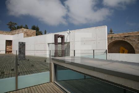 Auf dem Dach des Museum Es Baluard, Palma de Mallorca