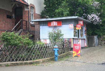 Kiosk in Goslar