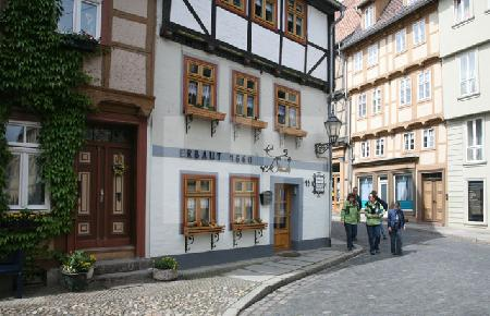 Pension in Quedlinburg (1)
