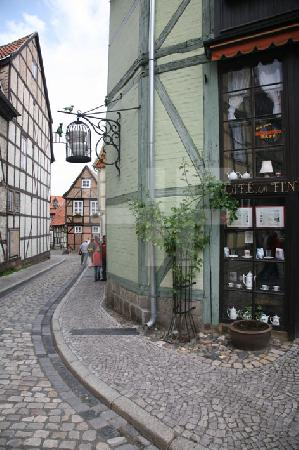 Altstadt in Quedlinburg