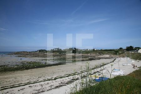 Strand auf der Ile de Batz (2), Bretagne