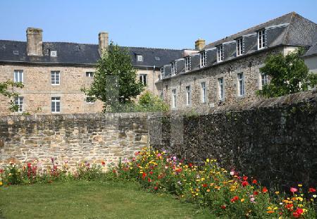 Die Schule von Le Folgoët, Bretagne