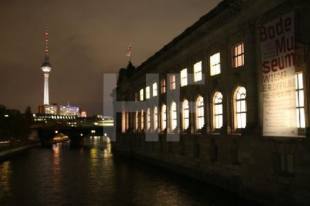 Das Bode-Museum, Berlin