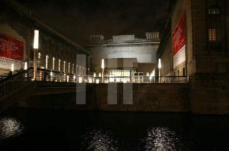 Das Pergamon-Museum, Berlin