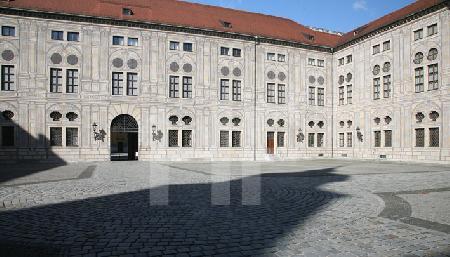 Hof der Residenz, München