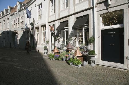 Blumenladen in Maastricht, NL