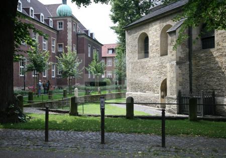 Servatiiirche in Münster