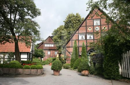 """Romantikhotel """"Hof zur Linde"""" in Münster"""