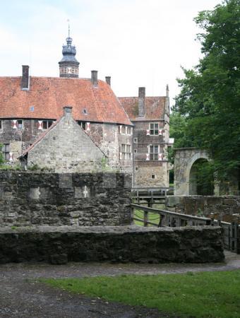 Die Wasserburg Vischering in Lüdinghausen