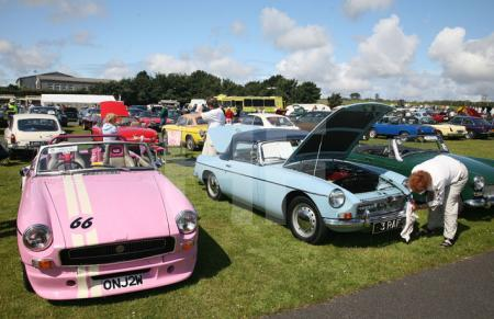 Vintage Cars, Wadebridge, Cornwall (4)