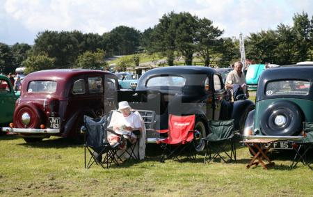 Vintage Cars, Wadebridge, Cornwall (5)