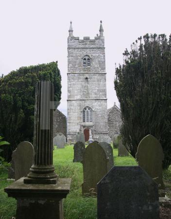 Die Kirche von St. Endellion, Cornwall (3)