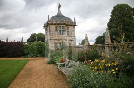 Im Park von Montacute House, Somerset (2)