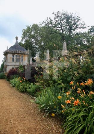 Im Park von Montacute House, Somerset (3)