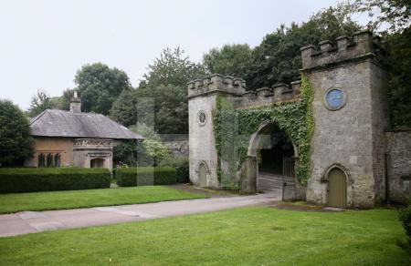 Das Tor von Stourhead, Wiltshire