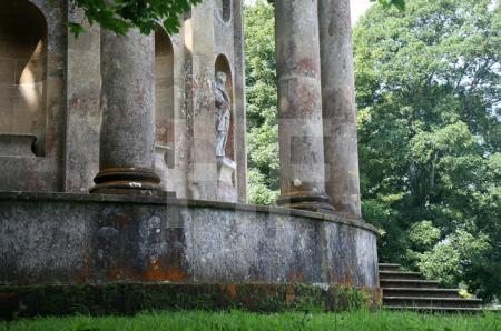 Apollo-Tempel, Stourhead Gardens, Wiltshire