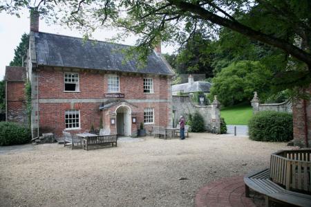 Das Spread Eagle Inn in Stourhead, Wiltshire