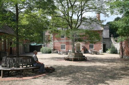 Das Spread Eagle Inn in Stourhead, Wiltshire (2)
