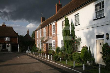 Häuser in Elam, Kent (2)