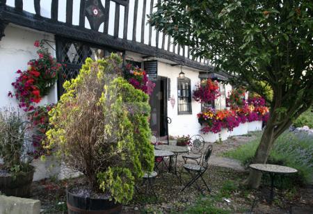 """The Abbots Fireside"" in Elam, Kent"